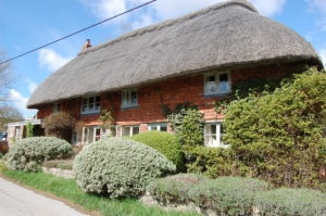 Thatched house, The Village, Alciston cc-by-sa/2.0 - © Julian P Guffogg - geograph.org.uk/p/2893409
