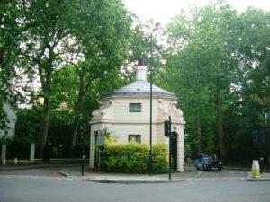 Hanove Gate Lodge Regent's Park