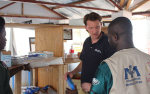 Chartered Surveyor Dedicates Life to Ebola Sufferers