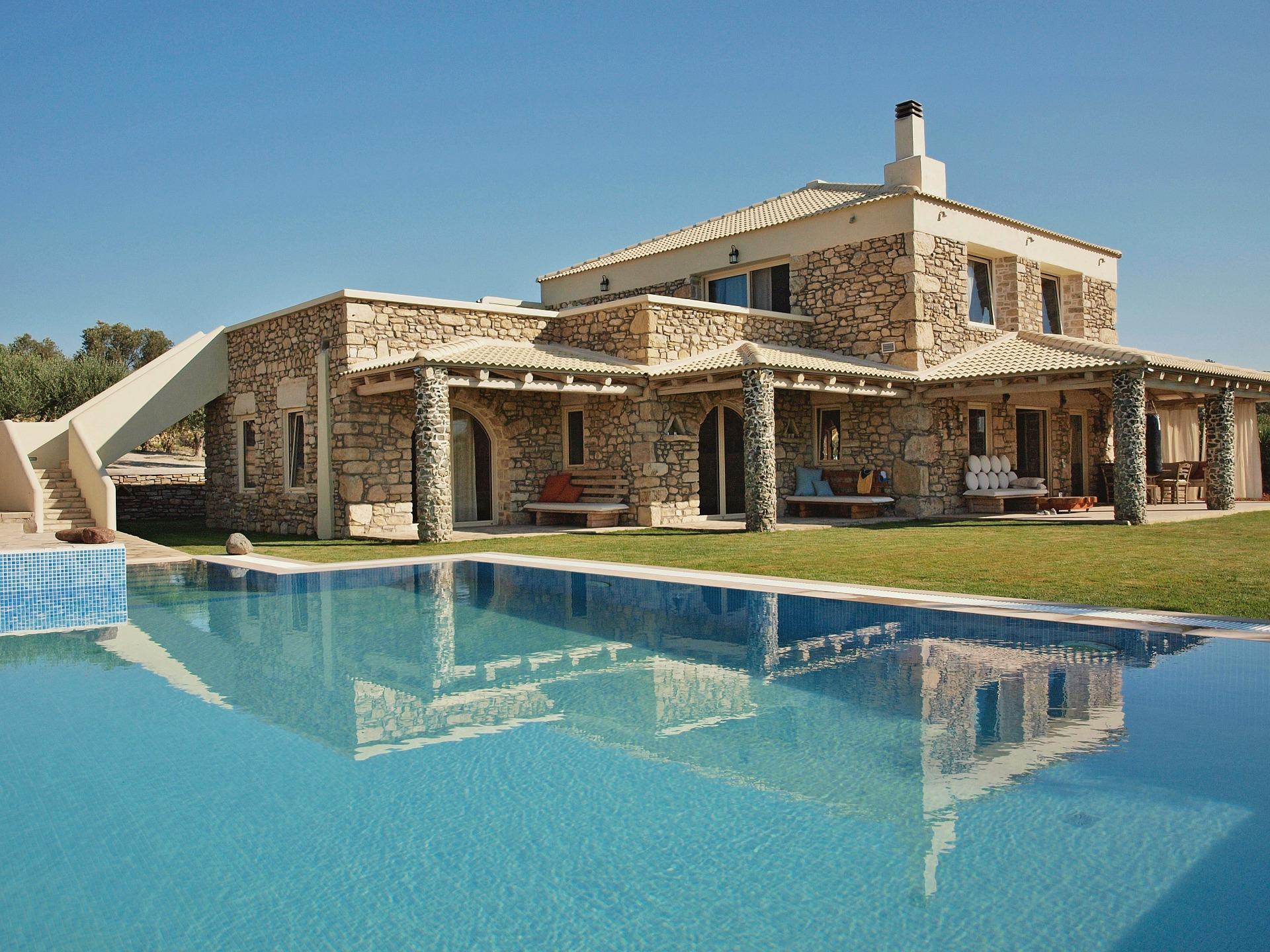 Mediterranean Villa Spain France Holiday Home